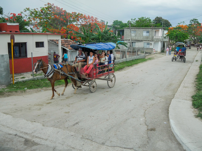 Taguasco, Road trip from Jucara to Havana, Cuba, June 10, 2016