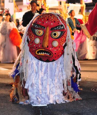 Paek-je Cultural Festival in Gongju Korea 10-2012