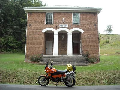 Cumberland KY and Southwest VA 2011