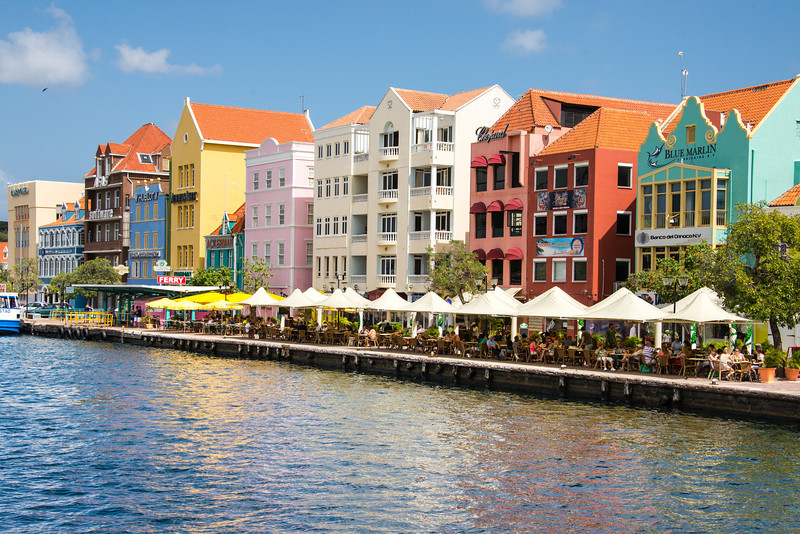 Willemstad, Curaçao on a Monday - February 2013
