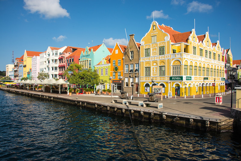 Willemstad, Curaçao on a Sunday - February 2013