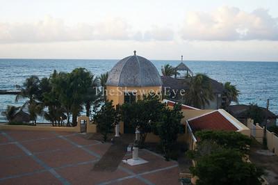 Room view, Octagon Museum - Avila Hotel.