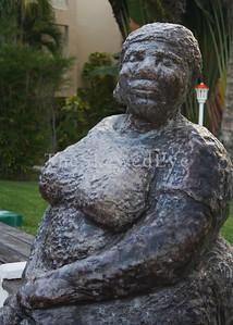 Sculpture - Avila Hotel
