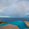 Rainbow at Curacao Villa Westpunt