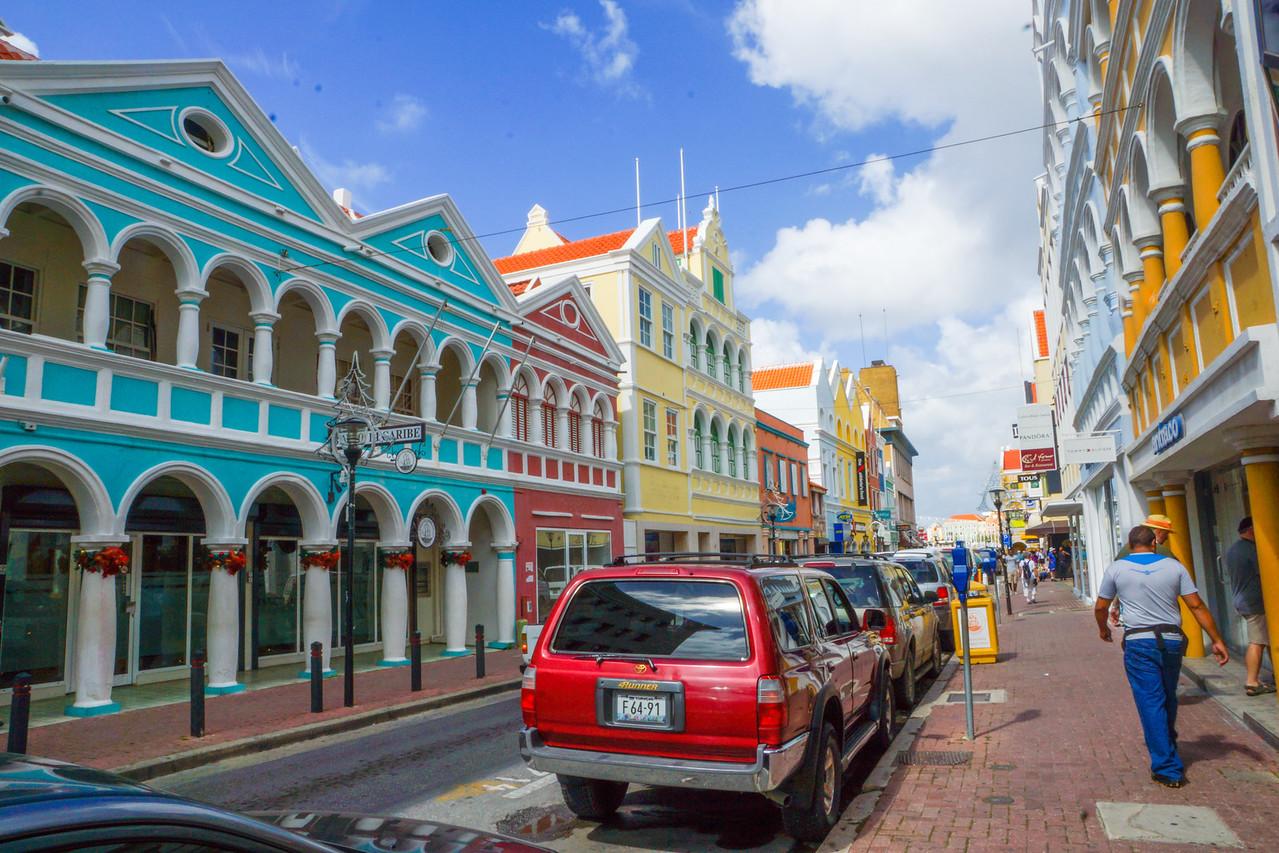 Breedestraat, Willemstad, Curacao