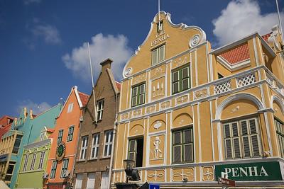 De Handelskade,  Punda,  Willemstad, Curaçao.