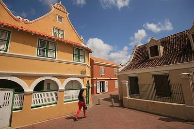 Huize Sebastopol in Otrobanda, Willemstad, Curaçao.