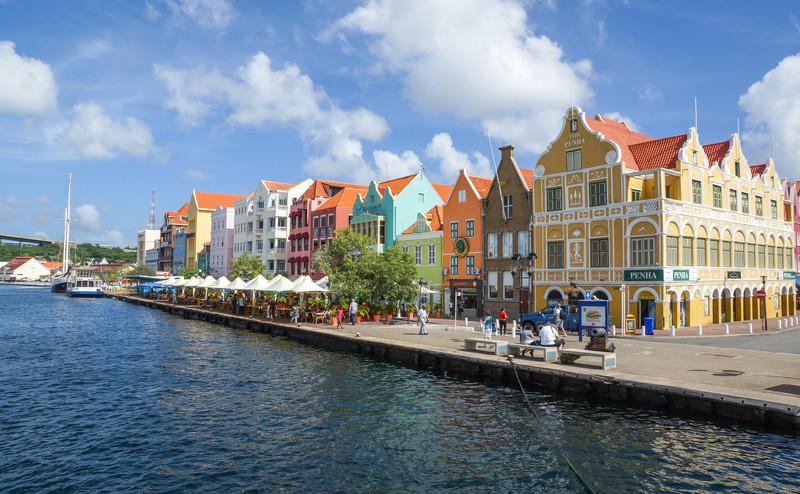 Handels Kade, Willemstad, Curacao