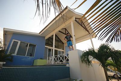 Heerlijk huis in Brakkeput, Curaçao.