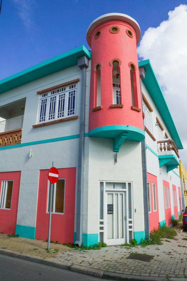 Portico, Willemstad, Curacao