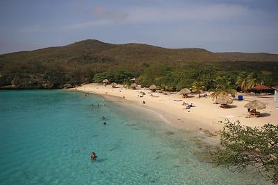 Groote Knop Baai, Curaçao.