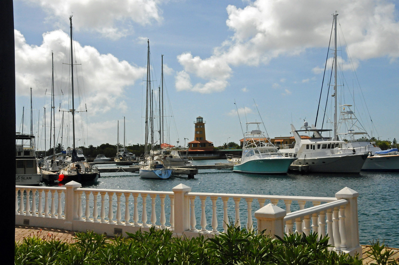 Marina at Harbour Village