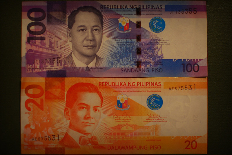 Philippines currency