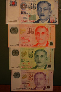 currency of Singapore
