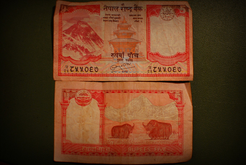 currency of Nepal