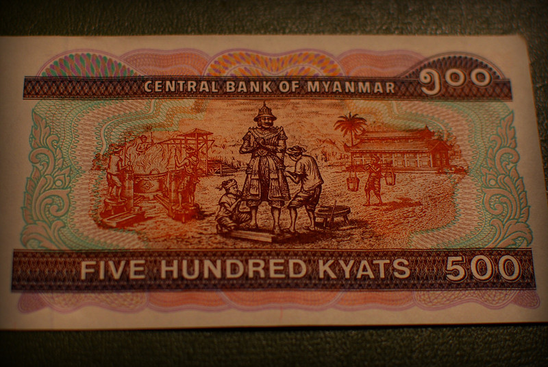 currency of Myanmar