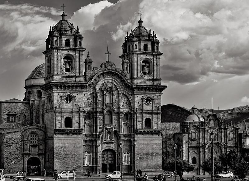 La Compania, Cusco, Peru