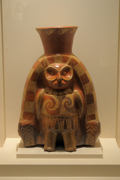 The Larco Museum is a small private museum with an extensive collection of pre-columbian art.  It is also one of the few museums  that allows photography (no-flash).