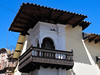 Cusco is another great city for stunning balconies.