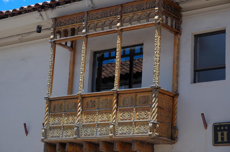 More great balconies