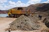 Obras - En el medio de nada - Combapata - Canchis - Cusco - Perú