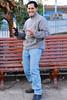 Erick Rojas Santander con una chela en la plaza de armas de Zurite, Cusco, Perú - Sábado 13 de agosto de 2.011<br /> <br /> Erick Rojas Santander met een pintje op de plaza de armas van Zurite, Cusco, Peru - Zaterdag 13 augustus 2011