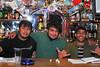 Manuel, Pepe & Jean-Paul @ La Carreta - C/. Heladeros - Cusco - Perú