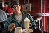 Mi pata César en una cafeteria en el centro de Cusco - Perú<br /> <br /> Mijn maat César in een tea-room in het centrum van Cusco - Peru<br /> <br /> My friend César in a local tea room in the centre of Cusco - Peru <br /> <br /> Mon bon ami César dans un tea-room dans le centre de Cusco - Pérou