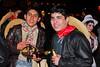 Alejandro Rojas Dueñas con su amigo - Desfile fiesta colegio salesiano Don Bosco - Plaza de Armas - Cusco - Martes 16 de agosto de 2.011<br /> <br /> Alejandro Rojas Dueñas en een klasgenoot - Don Bosco college schooldéfilé - Plaza de Armas - Cusco - Dinsdag 11 augustus 2011