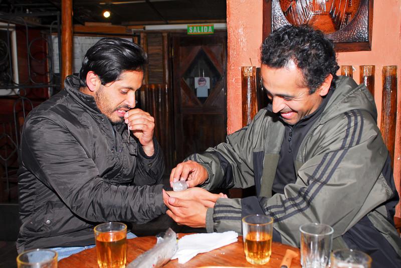 Hermanos Brothers Rojas Santander @ La Carreta - C/. Heladeros - Cusco - Perú