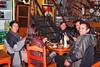 César Espejo Chavez, Sandra Dueñas, Yanet Carrillo Gavancho, Erick Rojas Santander & Carlos 'Chemo' Rojas Santander @ La Carreta - C/. Heladeros - Cusco - Perú