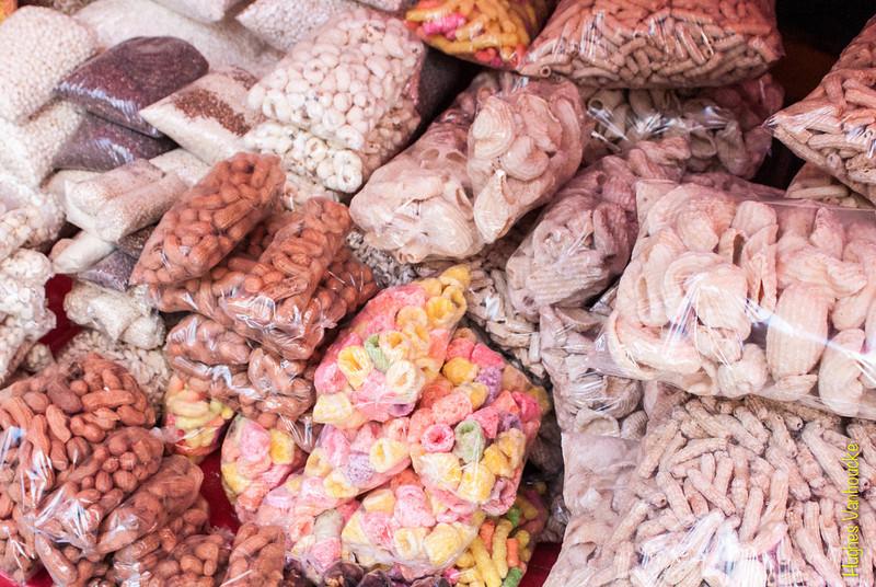Peruvian popcorn a.k.a. maná - Calca - Sacred Valley of the Inca's - Cusco - Peru <br /> <br /> Popcorn peruano - Calca - Valle Sagrado de los Incas - Cusco - Perú<br /> <br /> Peru's antwoord op popcorn genaamd maná - Calca - Heilig dal van de Inca's - Cusco - Peru <br /> <br /> La réponse péruvienne au popcorn nommée maná - Calca - Vallée Sacrée des Incas - Cusco - Pérou