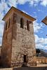 Torre cuadrada en adobe del templo - Checacupe - Canchis - Cusco - Perú<br /> <br /> Square adobe church tower - Checacupe - Canchis - Cusco - Peru<br /> <br /> Vierkante adobe kerktoren - Checacupe - Canchis - Cusco - Peru<br /> <br /> Clocher en adobe de l'église locale - Checacupe - Canchis - Cusco - Pérou