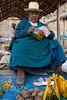Empaquetar - Mercado de Abastos - Chinchero - Cusco - Perú<br /> <br /> Packing - Food Market - Chinchero - Cusco - Peru