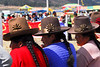 Sombreros de fiesta - Feria agropecuaria & artesanal - Chinchero - Cusco - Perú<br /> <br /> Party hats - Agricultural & Crafts Fair - Chinchero - Cusco - Peru<br /> <br /> Feesthoeden - Landbouw & Ambachtenfeest - Chinchero - Cusco - Peru<br /> <br /> Chapeaux de fêtes - Foire agricole et artisanale - Chinchero - Cusco - Pérou