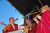 Banda acompañante al baile de los zorrinos - Feria agropecuaria & artesanal - Chinchero - Cusco - Perú<br /> <br /> Band of the dance of the skunks - Agricultural & Crafts Fair - Chinchero - Cusco - Peru<br /> <br /> Begeleidingsband van de stinkdieren - Landbouw & Ambachtenfeest - Chinchero - Cusco - Peru<br /> <br /> Orchestre des mouffettes - Foire agricole et artisanale - Chinchero - Cusco - Pérou