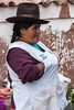 Parece que ha tenido buen negocio este domingo - Mercado de Abastos - Chinchero - Cusco - Perú<br /> <br /> Seems business has been good today - Food Market - Chinchero - Cusco - Peru