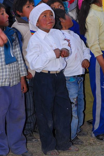 En sus mejores galas - Feria agropecuaria & artesanal - Chinchero - Cusco - Perú<br /> <br /> On his Sunday best - Agricultural & Crafts Fair - Chinchero - Cusco - Peru<br /> <br /> Op zijn paasbest - Landbouw & Ambachtenfeest - Chinchero - Cusco - Peru<br /> <br /> Habits du dimanche - Foire agricole et artisanale - Chinchero - Cusco - Pérou