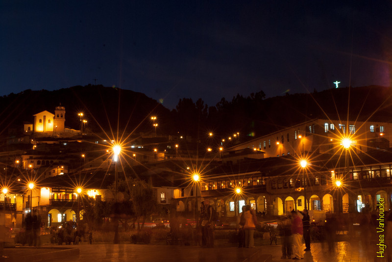 Plaza de Armas & San Cristóbal - Cusco - Peru