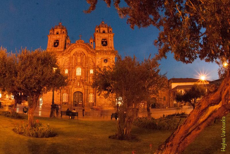 La Compañía de Jesús - Plazea de Armas - Cusco - Perú