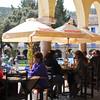 Gringos - Café Cusco - Plaza del Regocijo - Cusco - Perú