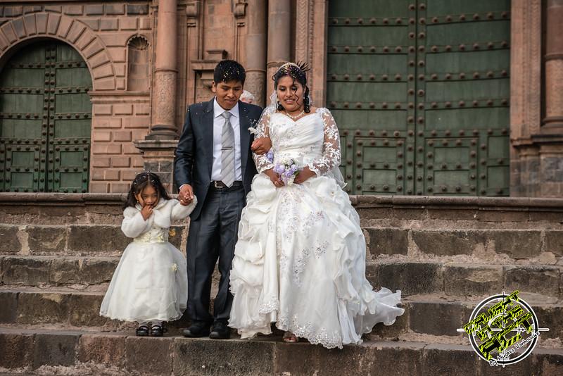 Matrimonio o matrisuicido? - Catedral de Cusco - Plaza de Armas - Cusco - Perú