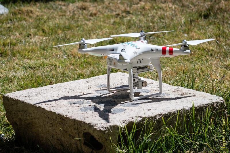 DGI Phantom 2 Vision Plus drone