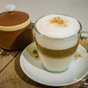 Cappuccino - Eusebio & Manolo Coffee Shop - C/. Carmen Alto 116 - San Blas - Cusco - Perú