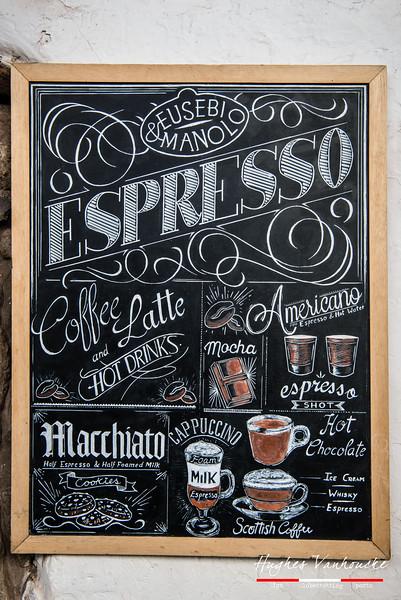 Eusebio & Manolo Coffee Shop - C/. Carmen Alto 116 - San Blas - Cusco - Perú
