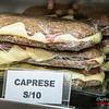 Freshly & homemade Caprese sandwiches for under 3 USD/EUR - Eusebio & Manolo Coffee Shop - C/. Carmen Alto 116 - San Blas - Cusco - Perú