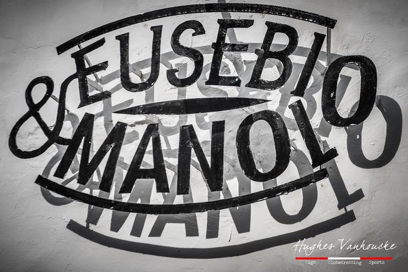 Eusebio & Manolo - C/. Carmen Alto 116 - San Blas - Cusco - Perú  Miércoles 23 de diciembre de 2.015