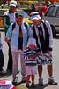 Hinchas de los grones - Plaza Túpac Amaru - Wanchaq - Cusco - Perú<br /> <br /> Supporters of Alianza Lima - Plaza Túpac Amaru - Wanchaq - Cusco - Peru<br /> <br /> Supporters van Alianza Lima - Plaza Túpac Amaru - Wanchaq - Cusco - Peru<br /> <br /> Supporters de l'équipe capitaline Alianza Lima - Plaza Túpac Amaru - Wanchaq - Cusco - Pérou