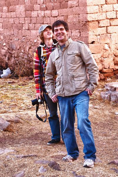 Dos gringos medio peruanos - Nuestra Señora de la Asunción - Tiobamba – Urubamba – Cusco - Perú<br /> <br /> Two gringo's with lots of Peruvian affinity - Nuestra Señora de la Asunción - Tiobamba – Urubamba – Cusco - Peru<br /> <br /> Twee gringo's met Peruviaanse affiniteit - Nuestra Señora de la Asunción - Tiobamba – Urubamba – Cusco - Peru<br /> <br /> Deux gringos avec affinité péruvienne - Nuestra Señora de la Asunción - Tiobamba – Urubamba – Cusco - Pérou