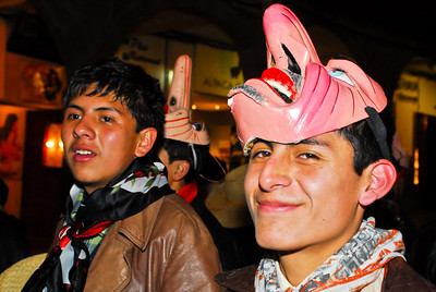Fiesta Colegio Salesiano Don Bosco - Cusco